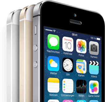 Apple iPhone 5s Produktdetail 1