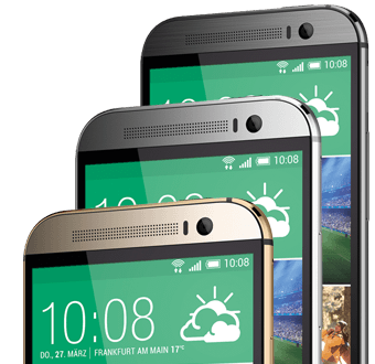 HTC One M8s Produktdetail 1