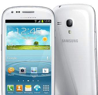 Samsung Galaxy S3 mini Value Edition Produktdetail 3