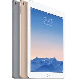 Apple iPad Air 2 Wi-Fi + Cellular Produktdetail 1