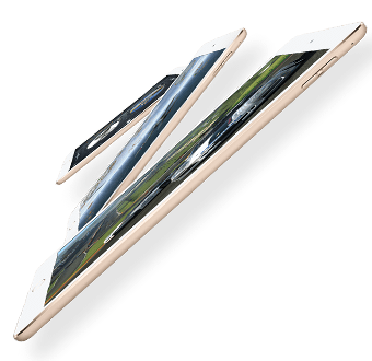 Apple iPad Air 2 Wi-Fi + Cellular Produktdetail 2