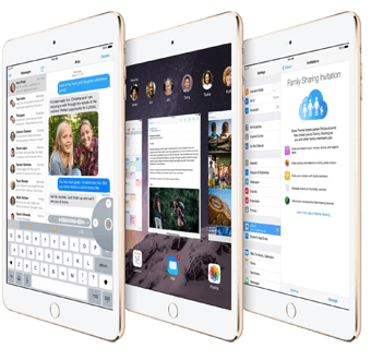 Apple iPad mini 3 LTE Produktdetail 2