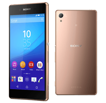 Sony Xperia Z3 Plus Produktdetail 1