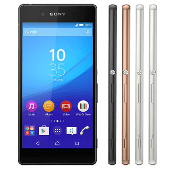 Sony Xperia Z3 Plus Produktdetail 2
