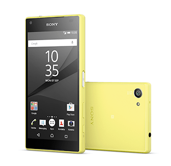 Sony Xperia Z5 Compact Produktdetail 1