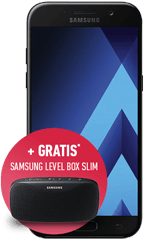 Samsung A520 Galaxy A5 (2017) inkl. Level Box Slim