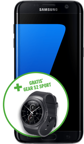 Galaxy S7 edge + Gear S2 Sport