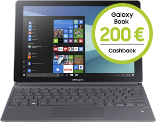Galaxy Book 12.0 LTE