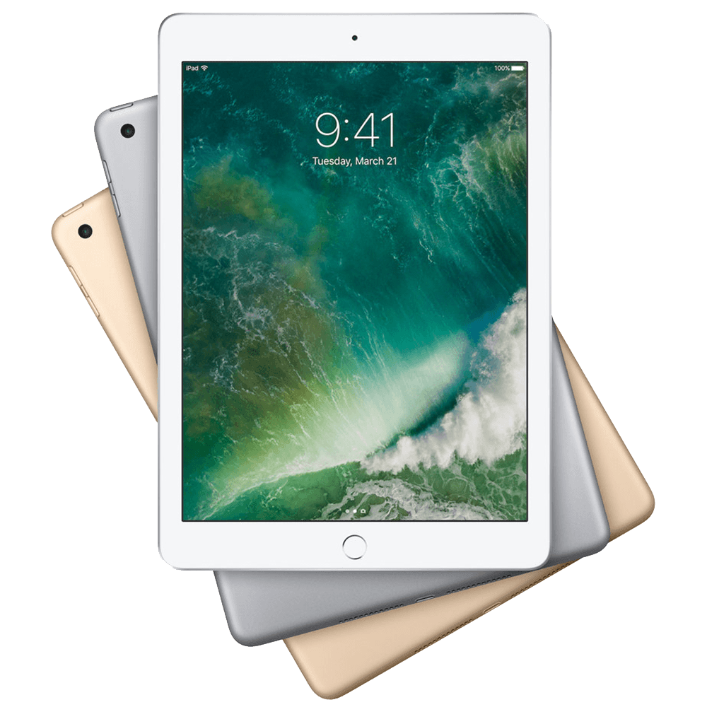 Apple iPad 2017 WiFi + Cellular Produktdetail 3