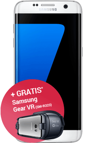 Galaxy S7 edge + Gear VR (SM-R323)