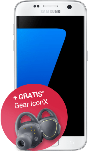 Galaxy S7  + Gear IconX